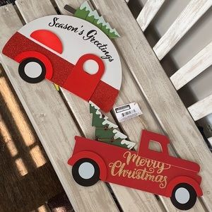 Christmas Travel Door Wall Sign 🎄🆕🎄